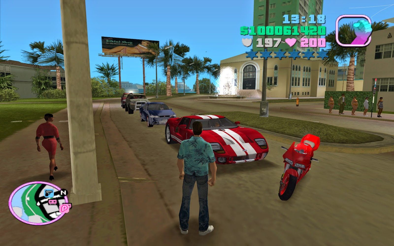 Grand theft auto vice city image