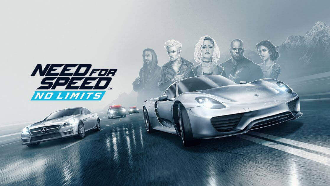 nfs no limits mobile mod apk