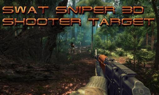 swat sniper 3d shooter target image
