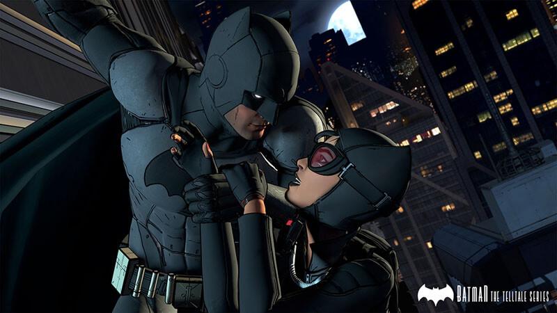 Batman The Telltale Series image