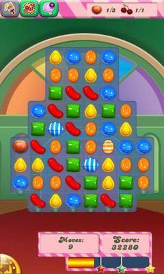 Candy Crush Saga game image