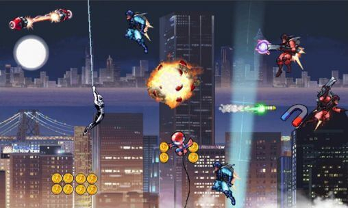 spider man ultimate power for android image