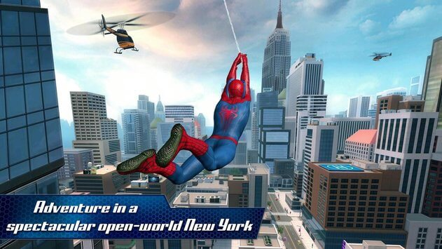 the amazing spider man image